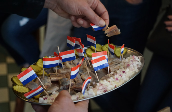 Private-food-tour-Amsterdam-hering