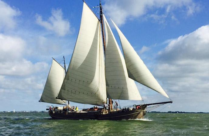 private-klipper-yacht-tour-amsterdam