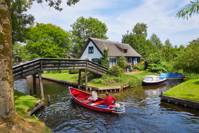 giethoorn private tour